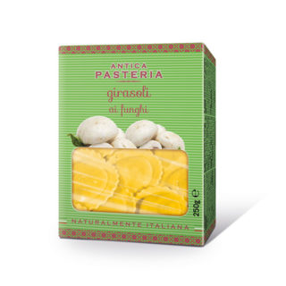 Girasoli with Mushroom