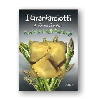 Asparagus Ravioloni