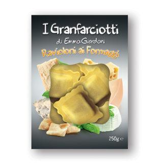 Cheese Ravioloni